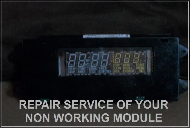 702451 AP4929089 PS3491434 Thermador Oven Display Repair