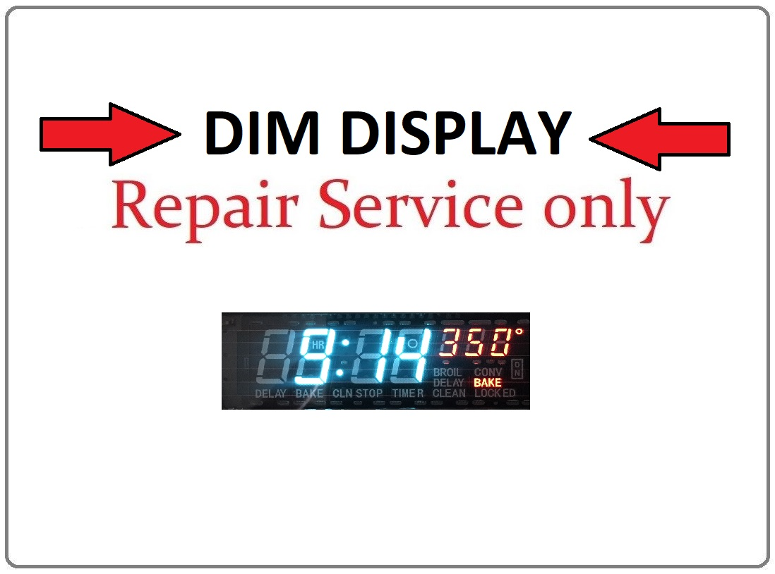 SCREEN (DISPLAY) REPLACEMENT SERVICE for 318010102